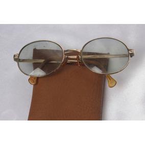 Magnífico Óculos Safilo Italy Ouro 20 K -vintage f2eef9ad95