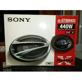 Cornetas 6x9 Sony Xplod 440w Gtx6940s