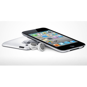 Apple Ipod Touch 32gb 4° Geração Black A1367 Mc544e/a