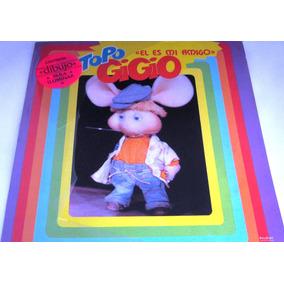 Topo Gigio - El Es Mi Amigo Lp