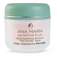 Crema Nutritiva Plus Fresa Ana María - g a $815