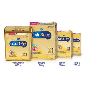 Sancor Enfabebe Premium 1 X 500ml Pack X 6