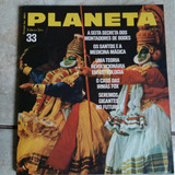 Revista Planeta 33 Jun/75 Seitas Secretas A