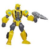 Hero Mashers Transformers Bumblebee Fusiona Tus Robots