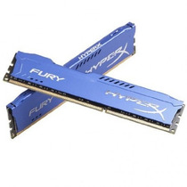 Memória 4gb 1600mhz Ddr3 Kingston Hyper X Fury