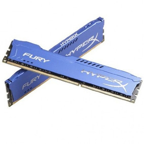 Memória 4gb 1600mhz Ddr3 Kingston Hyper X Fury