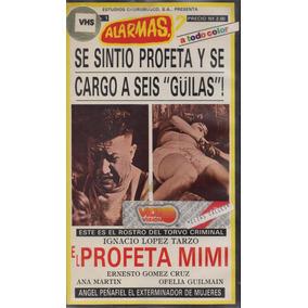 El Profeta Mimi ( Ángel Peñafiel) - Ignacio López Tarzo, Vhs