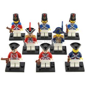 Lego Guarda Imperial Da Marinha Britânica Século 19