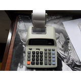 Calculadora Cifra Pr1000, A Rollo O Digital Uso Intensivo