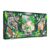 Colección Cartas Pokemon Decidueye Premiun Collection