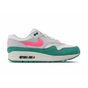 Nike Air Max 1 Essential Verde-rosa Hombre