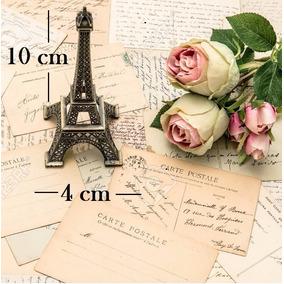 Torre Eiffel Paris Metálica 10 Cm Recuerdos Xv Años, Boda