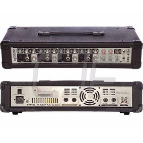 Consola Mixer 9 Entradas Sxm 4200 1200w Pmpo Efectos Cjf