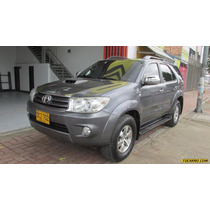 Toyota Fortuner Srv At 3000cc 4x4
