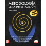 21 Libros Metodologia De La Investigación Tesis Maestria Pdf