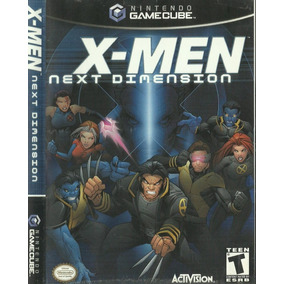Nintendo Gamecube X-men Next Dimension