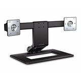 Hp Base De Altura Ajustable Para Dos Monitores Aw664aa