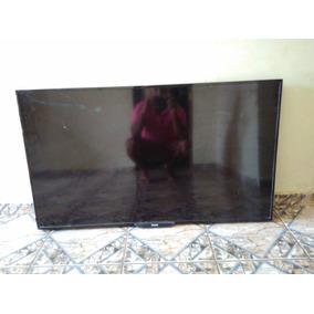 Tv Philips Tela Quebrada