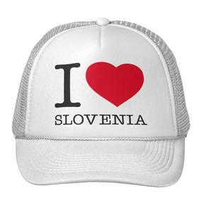 Gorra Trucker Camionero I 3 Eslovenia