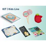 Motivational Kit - Kids Line - Material Didáctico En Ingles