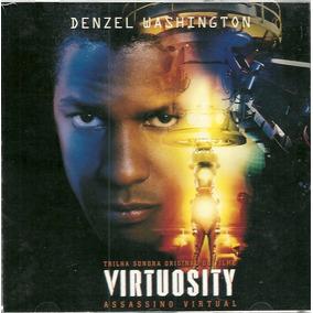 Cd Virtuosity Assassino Virtual - Trilha Sonora - Original