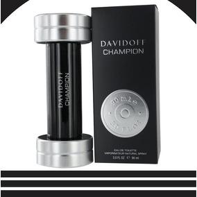 Perfume Davidoff Champion 90ml Original 100%