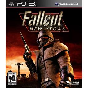 Jogo Fallout New Vegas Ps3 Bethesd Mídia Física Frete Grátis