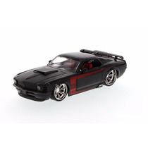 Auto De Coleccion 1970 Ford Mustang 429 Metal Original