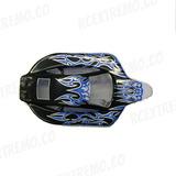 Carcasa Body Carro Control Remoto Buggy Nitro Eléctrico1:10