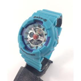 483c50ab7d1 Relogio Casio Baby G Shock - Relógios no Mercado Livre Brasil