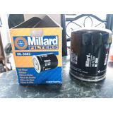 Filtro Aceite Millard Ml-3682 Chevrolet Lud D-max 4l Diesel
