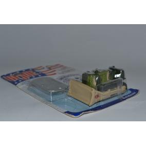 Miniatura Gi Joe Bulldozer Comandos Em Ação Maisto