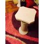 Pilar Greco Romana En Yeso Con Cemento