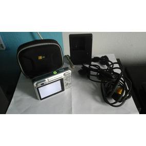 Camara Marca Sony Usada Modelo Dsc-w120
