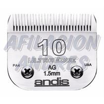 Cuchilla Andis Ultraedge Nº10 (1,5mm)