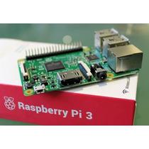 Raspberry Pi 3 Pi3 Quadcore 1.2ghz 1gb Frete Grátis!