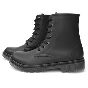 Botas Artesanales Color Negro Envío Gratis
