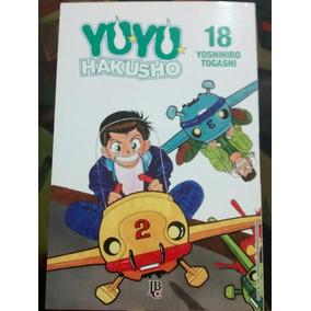 Yu Yu Hakusho N° 18 Jbc Nova Edição