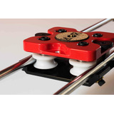 Kit De Ruedas X4 Con Rodamientos - Slider Dc-ar-01