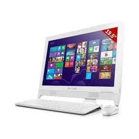 Computadora Lenovo C260 Todo En Uno 19.5 Color Blanco Nuevas