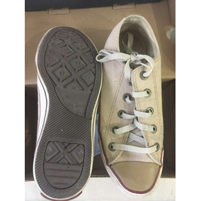 Converse All Star 36,5 Mujer Impecables
