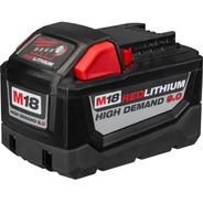 48-3959 Carg Y Bateria High Demand 18v 9 A Milwaukee 6 Pagos