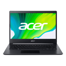 Notebook Acer 14'  Intel Core I5 + 8gb Ram + 256 Ssd + W10