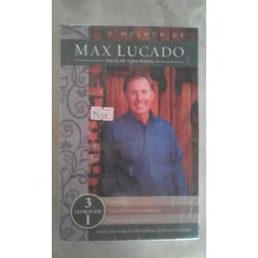 Livro Max Lucado 3 Em 1