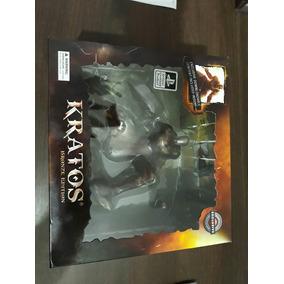 Kratos Game Of War Bronze Edição Limitada