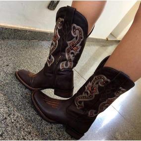 Bota Texana Feminina Tucson