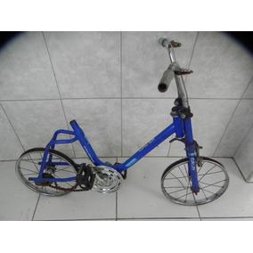 Bicicleta Quadro Berlinetinha Infantil Aro 14 Cartão
