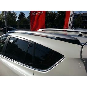 Barras Porta Equipaje Laterales Rav4 Toyota 2013-2016