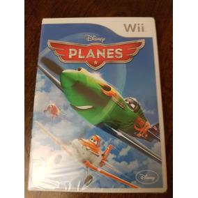 Juego Wii Planes Aviones Nuevo Cerrado Liquidacion