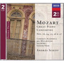 Mozart - Great Piano Concertos - Schiff - 2 Cds